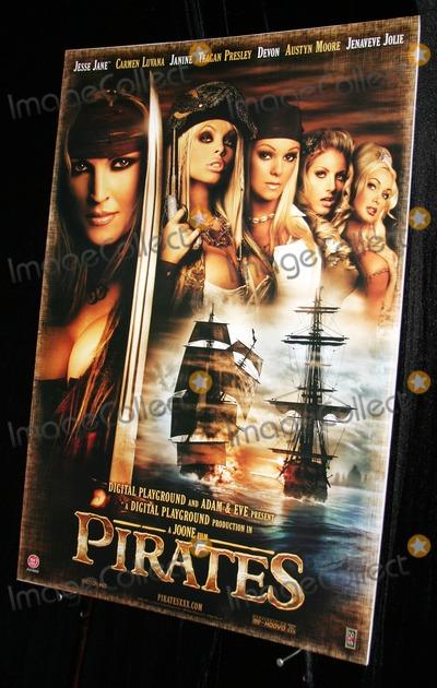 Pirates movie devon