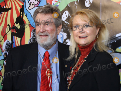 Hugh OBrian Photo - Hugh OBrian and Virginia OBrian attends the Directors Series 2nd Annual Commemorative Ticket press event presented by Red Line Tours