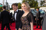 Anna Paquin Photo - 05 January 2020 - Beverly Hills California - Stephen Moyer and Anna Paquin 77th Annual Golden Globe Awards held at the Beverly Hilton Photo Credit HFPAAdMedia