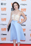 Anna Chazelle Photo - 12 September 2016 - Toronto Ontario Canada - Anna Chazelle La La Land Premiere during the 2016 Toronto International Film Festival held at Princess of Wales Theatre Photo Credit Brent PerniacAdMedia