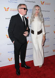 Anthony Michael Hall Photo - 07 December 2016 - Hollywood California Anthony Michael Hall Lucia Oskerova   4th Annual Wishing Well Winter Gala held at Hollywood Palladium Photo Credit Birdie ThompsonAdMedia