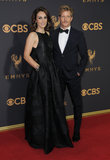 Annie Parisse Photo - 17 September  2017 - Los Angeles California - Annie Parisse Paul Sparks 69th Annual Primetime Emmy Awards - Arrivals held at Microsoft Theater in Los Angeles Photo Credit Birdie ThompsonAdMedia