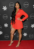 Ashanti Photo - 22 October 2019 - Westwood California - Ashanti Ashanti Douglas 2019 Its A Wonderful Lifetime Holiday Party held at STK Los Angeles Photo Credit Birdie ThompsonAdMedia