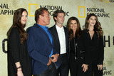 Arnold Schwarzenegger Photo - 30 October 2017 - Los Angeles California - Christina Schwarzenegger Arnold Schwarzenegger Patrick Schwarzenegger Maria Shriver and Katherine Schwarzenegger National Geographics The Long Road Home Premiere held at Royce Hall in UCLA in Los Angeles Photo Credit AdMedia