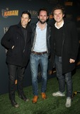 Alex Beh Photo - 11 December 2013 - West Hollywood California - Drew Murray Evan Lowenstein Alex Beh The Hobbit The Desolation of Smaug Expansion Pack Kabam Mobile Game Launch Party Held at Eveleigh Photo Credit Kevan BrooksAdMedia