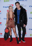 Ariana Madix Photo - 01 December  2017 - Inglewood California - Ariana Madix Tom Sandoval 2017 1027 KIIS FMs Jingle Ball held at The Forum in Inglewood Photo Credit Birdie ThompsonAdMedia