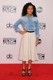 Yara Shahidi Photo - 23 November 2014 - Los Angeles California - Yara Shahidi American Music Awards 2014 - Arrivals held at Nokia Theatre LA Live Photo Credit Byron PurvisAdMedia