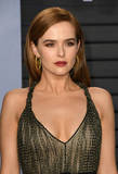 Zoey Deutch Photo - 04 March 2018 - Los Angeles California - Zoey Deutch 2018 Vanity Fair Oscar Party hosted following the 90th Academy Awards held at the Wallis Annenberg Center for the Performing Arts Photo Credit Birdie ThompsonAdMedia