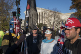 Supremes Photo - Thousands of supporters of United States President Donald J Trump fill the streets in front of the United States Supreme Court and the grounds of the US Capitol following a pro-Trump MAGA rally and march in Washington DC on Saturday November 14 2020Credit Rod Lamkey  CNPAdMedia