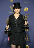 Amy Sherman-Palladino Photo - 17 September 2018 - Los Angles California - Amy Sherman-Palladino 70th Primetime Emmy Awards held at Microsoft Theater LA LIVE Photo Credit Faye SadouAdMedia