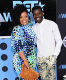 David Jones Photo - 25 June 2017 - Los Angeles California - Yvette Nicole Brown Bernard David Jones 2017 BET Awards held at the Microsoft Square in Los Angeles Photo Credit Birdie ThompsonAdMedia