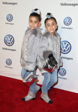 Austin Butler Photo - 30 November 2018 - Los Angeles California - The Royal Twins Vanessa Hudgens And Austin Butler Celebrate Volkswagens Annual Drive-In Event held at The Goya Studios Photo Credit Faye SadouAdMedia