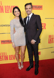 Aislinn Derbez Photo - 26 April 2017 - Hollywood California - Aislinn Derbez Eugenio Derbez Los Angeles premiere of How To Be A Latin Lover held at ArcLight Hollywood in Hollywood Photo Credit Birdie ThompsonAdMedia