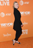AJ Michalka Photo - 02 December 2018 - Beverly Hills California - AJ Michalka 2018 TrevorLIVE Los Angeles held at The Beverly Hilton Hotel Photo Credit Birdie ThompsonAdMedia