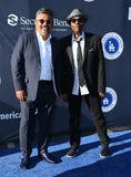 Arsenio Hall Photo - 11 June 2018 - Los Angeles California - George Lopez Arsenio Hall 4th Annual Los Angeles Dodgers Foundation Blue Diamond Gala held at Dodger Stadium Photo Credit Birdie ThompsonAdMedia