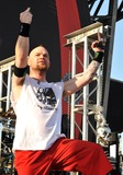 Ivan Moody Photo - 19 May 2012 - Columbus OH -  Lead vocalist IVAN MOODY of the band FIVE FINGER DEATH PUNCH performs at Day 1 of the  Rock On The Range Festival held at Crew Stadium Photo Credit Jason L NelsonAdMedia