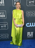 Kristen Bell Photo - 12 January 2020 - Santa Monica California - Kristen Bell 25th Annual Criticis Choice Awards held at Barker Hangar Photo Credit Birdie ThompsonAdMedia