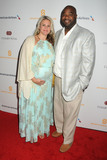 Albert Haynesworth Photo - 31 May 2015 - Century City California - Brittany Jackson Albert Haynesworth Cedars-Sinai Sports Spectacular 2015 held at the Hyatt Regency Century Plaza Photo Credit Byron PurvisAdMedia