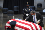 Juanes Photo - United States Representative Juan Carlos Vargas (Democrat of California) pays his respect to US Representative John Lewis (Democrat of Georgia) on July 27 2020 after the memorial service in the Rotunda of the US Capitol in Washington DCCredit Matt McClain  Pool via CNPAdMedia