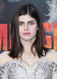 Alexandra Daddario Photo - 04 April 2018 - Los Angeles California - Alexandra Daddario Warner Bros Pictures Rampage Los Angeles Premiere held at Microsoft Theater Photo Credit Birdie ThompsonAdMedia