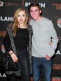 Peyton List Photo - 04 October 2015 - Los Angeles California - Peyton List and Spencer List Los Angeles Haunted Hayride 2015 Black Carpet Premiere Night held at theld at Griffith Park Photo Credit AdMedia