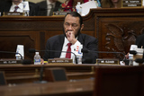 Al Green Photo - United States Representative Al Green (Democrat of Texas) listens to Acting Secretary at the US Department of Homeland Security Kevin McAleenan Director Christopher Wray Federal Bureau of Investigation (FBI) Acting Director of the National Counterterrorism Center Russell Travers and Under Secretary Office of Intelligence and Analysis at the US Department of Homeland Security David J Glawe testify before the US House Committee on Homeland Security at the US Capitol in Washington DC US on Wednesday October 30 2019 Photo Credit Stefani ReynoldsCNPAdMedia