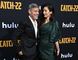 Amal Clooney Photo - 07 May 2019 - Hollywood California - George Clooney Amal Clooney Hulus Catch 22 Los Angeles Premiere held at PTCL Chinese Theatre Photo Credit Birdie ThompsonAdMedia