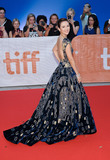 Zhang Ziyi Photo - 08 September 2016 - Toronto Ontario Canada - Ziyi Zhang Zhang Ziyi The Magnificent Seven Premiere during the 2016 Toronto International Film Festival held at Roy Thomson Hall Photo Credit Brent PerniacAdMedia