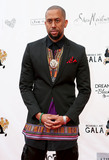 Affion Crockett Photo - 01 June 2019 - Santa Monica California - Affion Crockett Third Annual Wearable Art Gala hosted by Tina Knowles Lawson and Richard Lawson held at Barker Hangar Photo Credit Alexander G SeyumAdMedia
