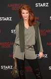 Angie Everhart Photo - 5 March 2019 - Los Angeles California - Angie Everhart The Premiere Of STARZs American Gods Season 2 held at Ace Hotel Theatre Photo Credit Faye SadouAdMedia