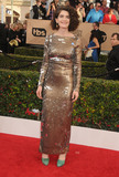 Gaby Hoffman Photo - 30 January 2016 - Los Angeles California - Gaby Hoffman 22nd Annual Screen Actors Guild Awards held at The Shrine Auditorium Photo Credit Byron PurvisAdMedia