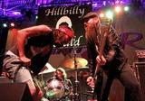 Adam Wolf Photo - April 14 2013 - Atlanta GA - LA rockers Hillbilly Herald opened for Steel Panther at The Tabernacle on Sunday April 14 2013 in Atlanta Photo credit Dan HarrAdMedia
