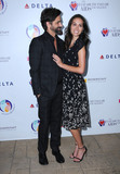 John Stamos Photo - 24 October  2017 - Beverly Hills California - John Stamos Caitlin McHughs Elizabeth Taylor AIDS Foundation and Mothers2Mothers Benefit Dinner held at The Green Acres Estates in Beverly Hills Photo Credit Birdie ThompsonAdMedia