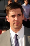 Aaron Rodgers Photo - 11 July 2012 - Los Angeles California - Aaron Rodgers 2012 ESPY Awards - Arrivals held at Nokia Theatre LA Live Photo Credit Byron PurvisAdMedia