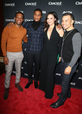 Arlen Escarpeta Photo - 15 January 2018 - Pasadena California - Arlen Escarpeta Cory Hardrict Katrina Law Joseph Julian Soria The Oath Photo Opp with the cast of Crackles new drama series at The Winter TCA Photo Credit F SadouAdMedia
