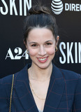 Alona Tal Photo - 11 July 2019 - Hollywood California - Alona Tal  Skin Los Angeles Special Screening held at Arclight Hollywood Photo Credit Birdie ThompsonAdMedia