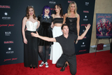 Chelsea Stardust Photo - 23 August 2019 - Hollywood California - Hayley Griffith Chelsea Stardust Ruby Modine Rebbeca Romijn Jerry OConnell Premiere Of Satanic Panic held at The Egyptian Theatre Photo Credit FSadouAdMedia