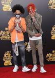 Ayo Photo - 07 May 2017 - Los Angeles California - Ayo Teo 2017 MTV Movie Awards  held at Shrine Auditorium in Los Angeles Photo Credit Birdie ThompsonAdMedia