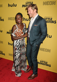 Alexander England Photo - 08 October 2019 - New York New York - Lupita Nyongo Alexander England Little Monsters New York Premiere held at AMC Lincoln Square Theater Photo Credit AdMedia