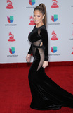 Jackie Guerrido Photo - 16 November 2017 - Las Vegas NV - Jackie Guerrido  2017 Latin Grammy arrivals at MGM Grand Garden Arena Photo Credit MJTAdMedia