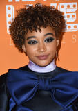 Amandela Stenberg Photo - 02 December 2018 - Beverly Hills California - Amandela Stenberg  2018 TrevorLIVE Los Angeles held at The Beverly Hilton Hotel Photo Credit Birdie ThompsonAdMedia