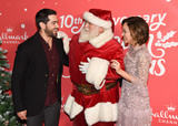 Autumn Reeser Photo - 20 November 2019 - Hollywood California - Autumn Reeser Jesse Metcalf Hallmark Channels 10th Anniversary Countdown to Christmas - Christmas Under the Stars Screening and Party Photo Credit Billy BennightAdMedia
