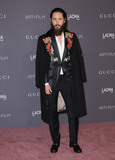 Jared Leto Photo - 04 November  2017 - Los Angeles California - Jared Leto 2017 LACMA ArtFilm Gala held at LACMA in Los Angeles Photo Credit Birdie ThompsonAdMedia
