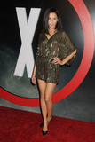 Annet Mahendru Photo - 12 January 2016 - Los Angeles California - Annet Mahendru The X-Files Los Angeles Premiere held at the California Science Center Photo Credit Byron PurvisAdMedia