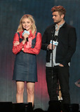 Alex Roe Photo - 4 December 2015 - Los Angeles California - Chloe Grace Moretz Alex Roe 1027 KIIS FMs Jingle Ball - Show held at The Staples Center Photo Credit Byron PurvisAdMedia