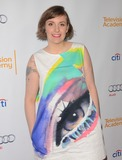 Lena Dunham Photo - 13 March 2014 - North Hollywood California - Lena Dunham  The Television Academy Presents An Evening With Girls at Leonard H Goldenson Theatre in North Hollywood Photo Credit Birdie ThompsonAdMedia