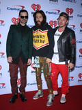 Tomo Milicevic Photo - 22 September 2017 - Las Vegas NV -  30 Seconds to Mars Tomo Milicevic Jared Leto Shannon Leto 2017 iHeartRadio Music Festival at the T-Mobile Arena Photo Credit MJTAdMedia
