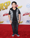 Albert Tsai Photo - 25 June 2018 - Hollywood California - Albert Tsai Ant-Man and The Wasp Los Angeles Premiere held at theEl Capitan Theatre Photo Credit Birdie ThompsonAdMedia