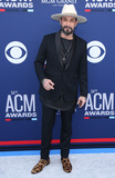 AJ MCLEAN Photo - 07 April 2019 - Las Vegas NV - AJ McLean 54th Annual ACM Awards Arrivals at MGM Grand Garden Arena Photo Credit MJTAdMedia