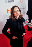 Ellen Page Photo - 15 September 2017 - Toronto Ontario Canada - Ellen Page  2017 Toronto International Film Festival - My Days Of Mercy Premiere held at Roy Thomson Hall Photo Credit Brent PerniacAdMedia